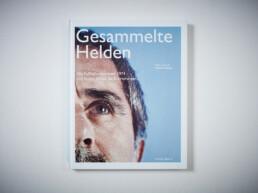 Bildband Gesammelte Helden Titel Fotografie Volker Schrank