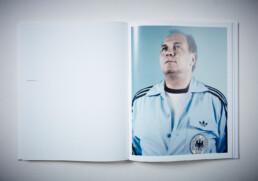 Bildband Gesammelte Helden Innenseiten Fotografie Volker Schrank
