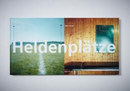 Bildband Heldenplätze Fototografie Volker Schrank
