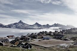 Fussbalplatz Island Fotografie Volker Schrank