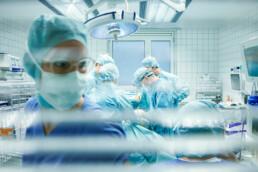 Operationssaal-Diakonie-Klinikum Stuttgart Fotografie Volker Schrank