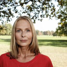 Portrait Frau Fotografie Volker Schramk