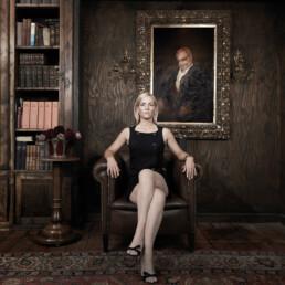 Portrait Dame Fotografie Volker Schrank